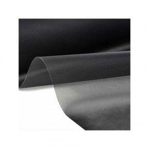 Mosquitera Enrollable para ventana con tela negra