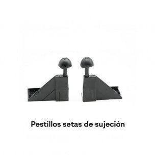 Cerrojos Pestillos para Mosquitera Enrollable | Repuestos Mosquiteras