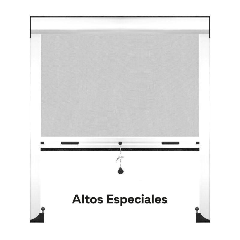 Mosquitera Enrollable de altura | Ventanas y Puertas