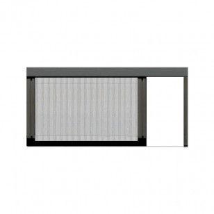 Mosquitera plisada premium para grandes ventanas
