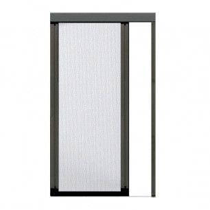 Mosquitera Lateral para puertas con tela lisa | imagen