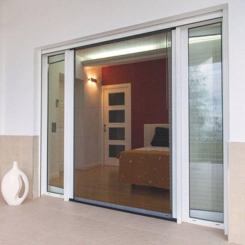 Mosquitera Plisada para puertas 40 | Cierre lateral