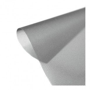 Tejido para puerta mosquitera de color gris