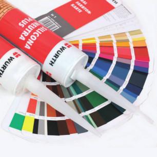 Tubos de silicona de colores para mosquiteras y ventanas   Mosquiteras.org