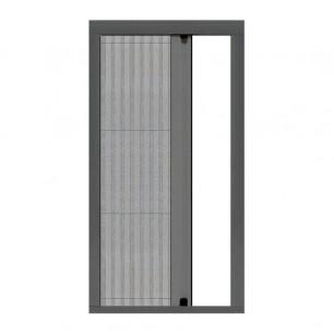Mosquitera Plisada puerta Lateral 22 poleas|Mosquiteras ORG