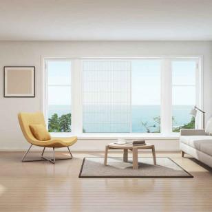 Mosquitera plisada para puertas y ventanas | Mosquiteras ORG