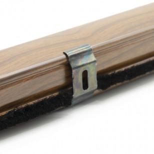Cómo poner los clips enrollables en techo | Mosquiteras ORG