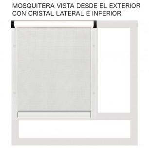 Mosquitera frontal instalación | Mosquiteras ORG