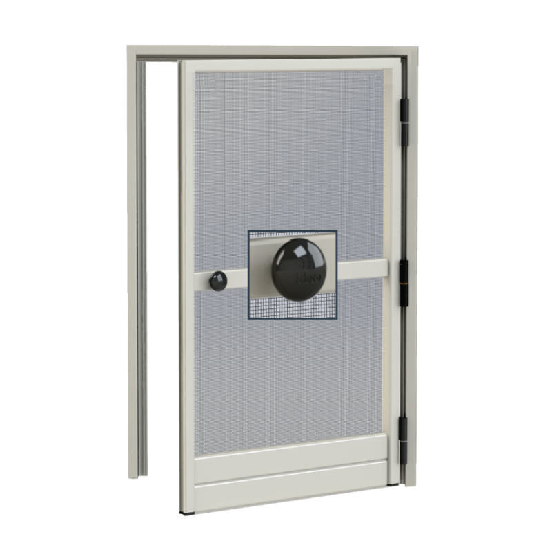 Mosquitera puerta abatible   Mosquiteras ORG