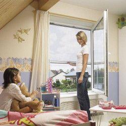 Mosquitera Enrollable Partida | Protección Contra Mosquitos