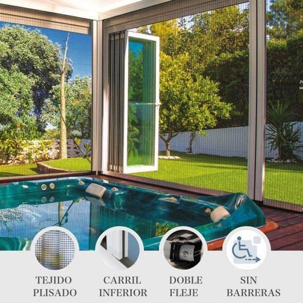 Mosquitera Plisada Premium XL | imagen