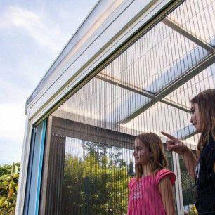 Mosquitera Plisada Premium XL | Protección contra insectos