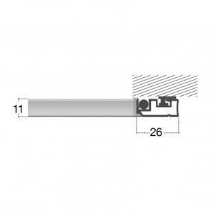 Mosquitera Fija Magnética | Medidas del perfil