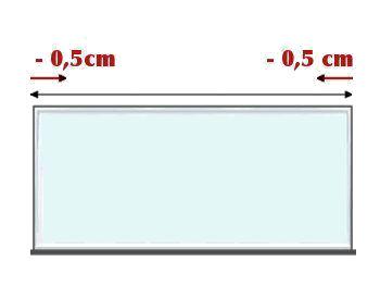 Cómo medir estores entre pared