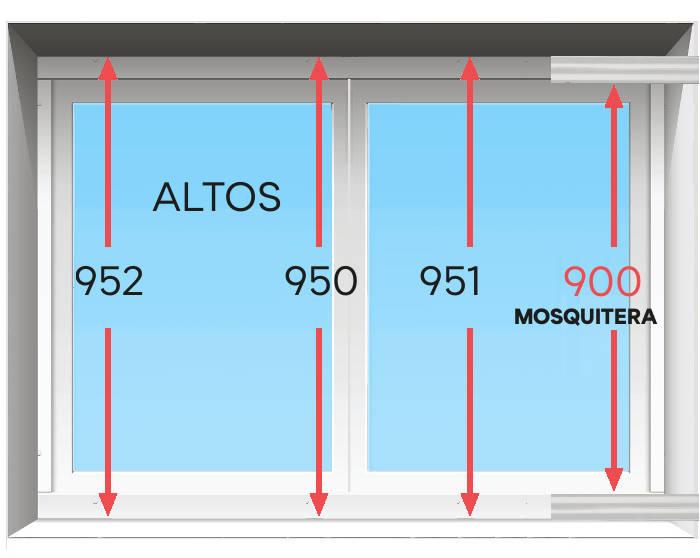Perfil Z instalación   Mosquiteras ORG